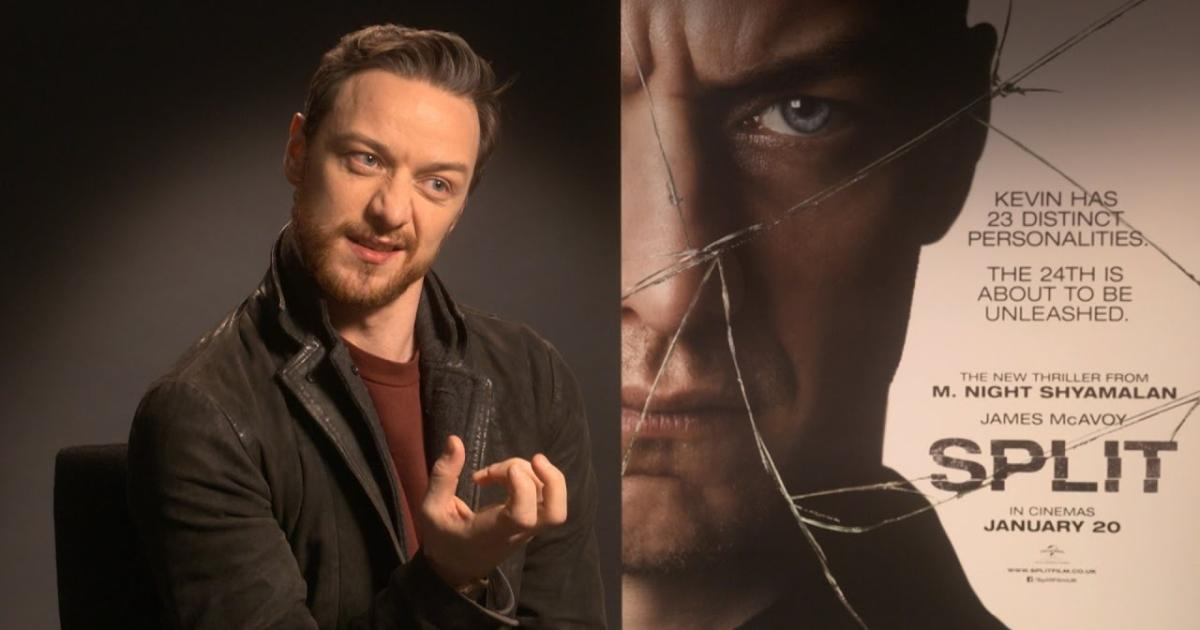 James McAvoy leaving his mark in 2019