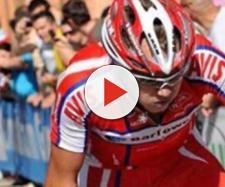 Chris Froome in azione al Giro d'Italia di dieci anni fa