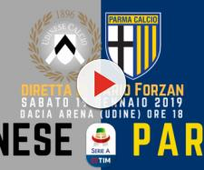 Girone di ritorno: Udinese Parma 19ma giornata