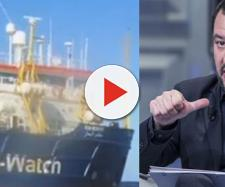 La nave Sea Watch ed il ministro Salvini
