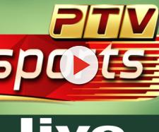 PTV Sports live streaming Pak vs SA 1st ODI (Image via PTV Sports screencap)