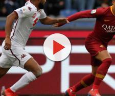 """Roma-Torino 3-2. Anticipo della 20""""giornata."""
