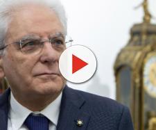 Sergio Mattarella contestato dai parenti delle vittime di Rigopiano.