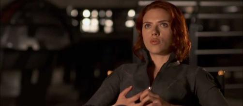 Black Widow origin film may receive an R-rating. [Image Credit] ScreenJunkie News - YouTube