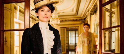 """Keira Knightley convainc dans le rôle de """"Colette"""" - cinetelerevue.be"""