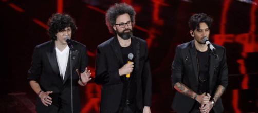 Sanremo 2019, Ermal Meta e Fabrizio Moro nella serata dei duetti | youtube.com