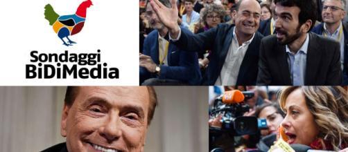 Sondaggi Bidimedia 17 gennaio 2019.