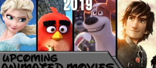 There a several big animated movies coming to theaters this year. - [FilmFacts / YouTube screencap]