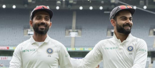 india vs Australia (IND vs AUS) Virat Kohli and co create history (Image credit- screen shot -times news/youtube.com)