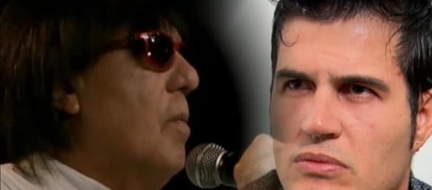Marciano e filho Fabiano (Reprodução RecordTV)