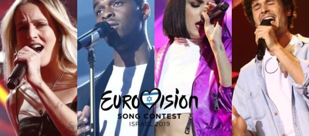 María y Miki se encuentran entre los más favoritos para ir a Eurovisión.