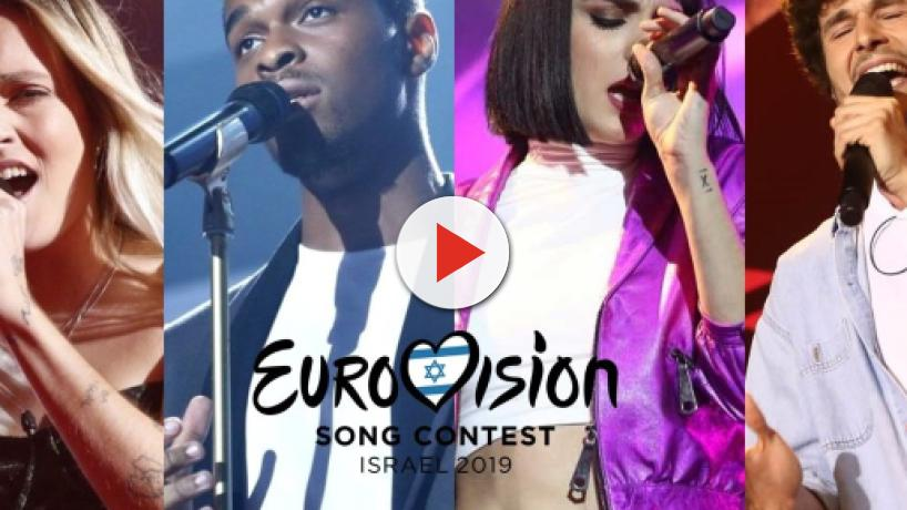 Las canciones de Eurovisión son trending topic en las redes sociales