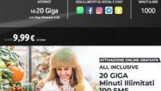 Vodafone e Wind, offerte ricaricabili: Simple+ e All Inclusive le promozioni di gennaio