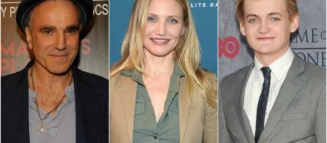 Daniel Day-Lewis, Cameron Diaz e Jack Gleeson integram a lista (divulgação)