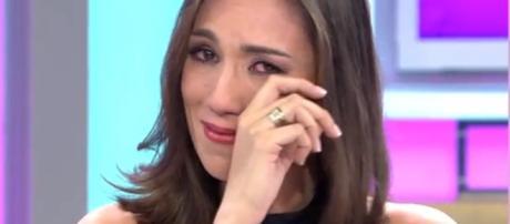 Las lágrimas que derramó Patricia Pardo tras recibir una sentimental sorpresa