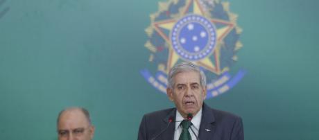 Novo ministro do GSI, general Augusto Heleno, tece críticas ao governo da petista Dilma Rousseff (Foto: Dida Sampaio/Estadão Conteúdo)