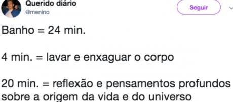 O brasileiro realmente tem uma capacidade nata de fazer qualquer um rir.