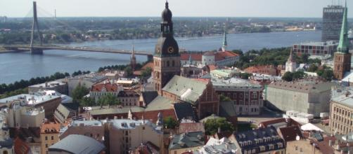 An image of Latvia. [image source: David Holt- Wikimedia Commons]