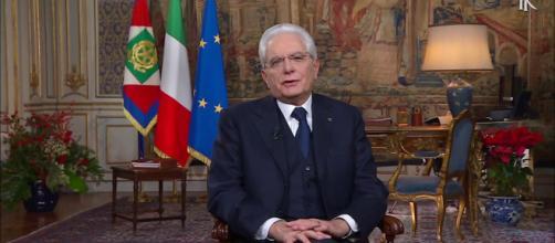 Il discorso di Sergio Mattarella criticato da Marco Travaglio e Vittorio Feltri