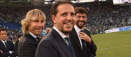 Juventus, Paratici parla del futuro dei bianconeri