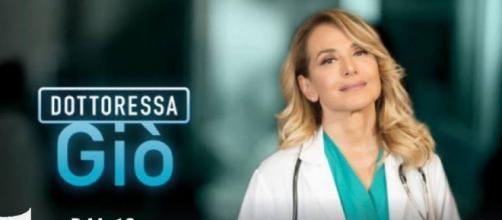 La dottoressa Giò torna su Canale 5: Barbara D'uso di nuovo in camice