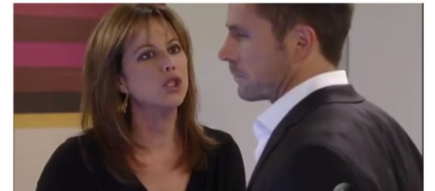 Julian walks away from Kim,might end up with Alexis. (Image Source: GH Worldwide Voice of the Fans-YouTube.)