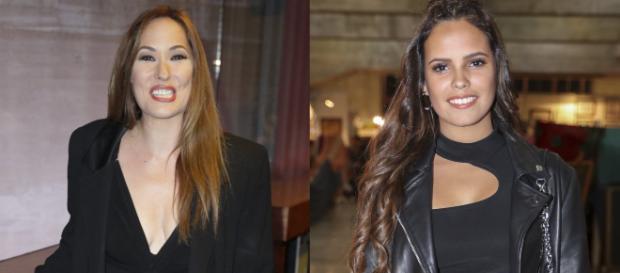 Rosario Mohedano toma partido y disfruta de su quedada con Gloria Camila