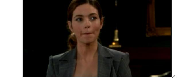 Victoria wants to keep mum about her kiss with Cane and Reed's hit and run. (Image Source:JSMS99-YouTube.)