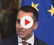 Luigi Di Maio interviene sula questione migranti