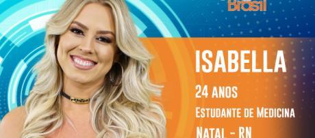BBB19: Isabella é o novo problema de ronco da casa. - com.br