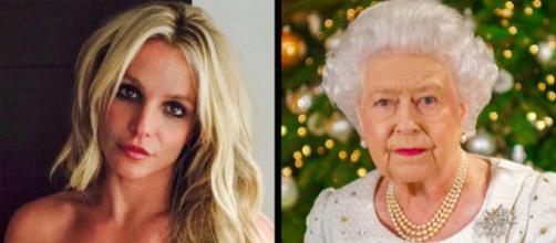 A rainha Elizabeth e a cantora Britney Spears possuem um ancestral em comum (Foto: East News)