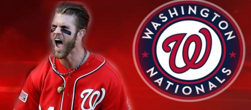 Bryce Harper is one of the most sought after free agents currently. [Image Credit] Superpumasrock - YouTube