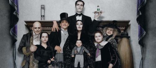 Familia Addams assustou e emocionou muita gente. Fonte: BOL