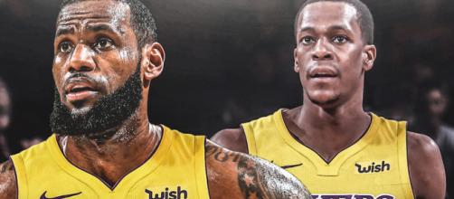 Luke Walton gives update on LeBron and Rondo return date [Image by Clutchpoints / Instagram]
