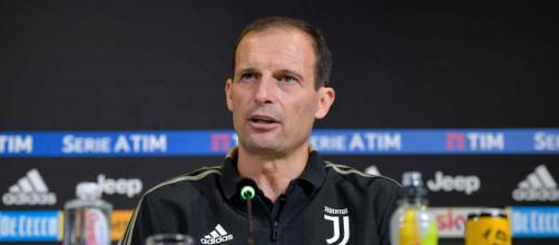 Massimiliano Allegri (sito: Juventus.com)