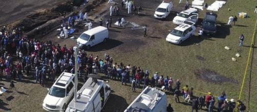 México recibe condolencias internacionales por explosión en oleoducto de Pemex. - com.pa