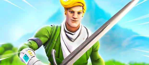Another sword is coming to Fortnite Battle Royale. Credit: MikeyATF / YouTube