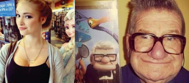 Eles são simplesmente idênticos (Foto - Reprodução)