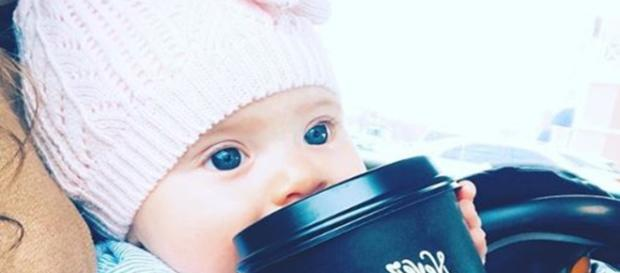 Five nice pictures of Felicity posted by Jinger Vuolo in January - Image credit - Jinger Vuolo | Instagram