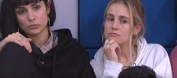 María Villar y Natalia Lacunza no están muy convencidas de querer ir a Eurovision