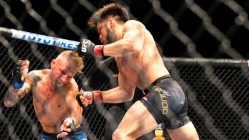 Cejudo desmantela a Dillashaw en 32 segundos para retener su cetro mosca de la UFC