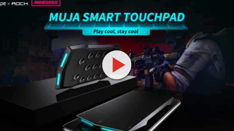 At the CES 2019 the Muja Gamepad was unveiled for smartphone devices