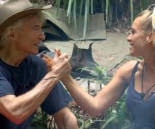 Dschungelcamp 2019: Peter Orloff und die zuckersüße Evelyn Burdecki