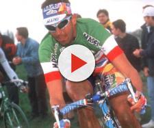Andrea Tafi, vincitore della Parigi Roubaix nel 1999