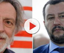 Durissimo botta e risposta tra Gino Strada e Matteo Salvini
