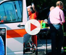 Marco Cogoni, nella foto a sinistra, è stato vittima di un incidente stradale.
