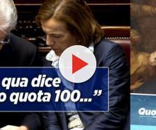 Pensioni, Salvini su Facebook: 'Grazie a Quota 100 arrivano a anche i primi posti di lavoro'