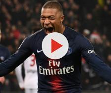 PSG : Mbappé sur le podium des buteurs européens