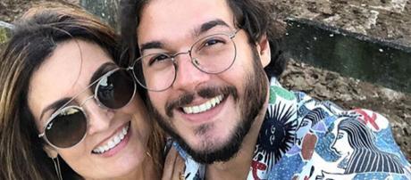 Fátima Bernardes e Túlio Gadêlha (Reprodução: Instagram)