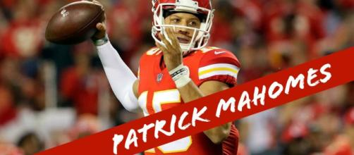 Despite a devastating loss, Patrick Mahomes is still a bright star for the Chiefs franchise. [Image Credit] FXbyAidan - YouTube